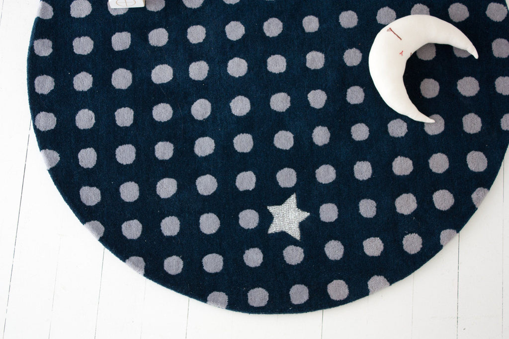 One & Only Star Rug  - The Project Nursery Shop - 3