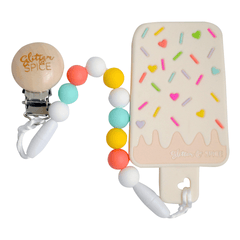 Ice Cream Bar Teether - Project Nursery