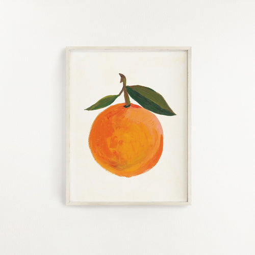 Clementine Art Print - Project Nursery