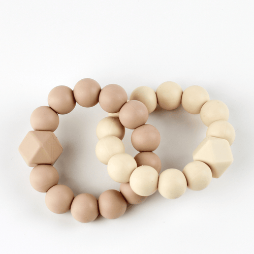 Chew Ring in Beige - Project Nursery