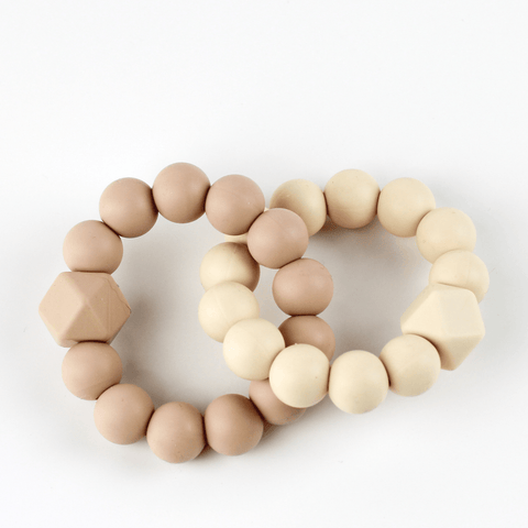 All-Natural Maple Wood Bunny Teether