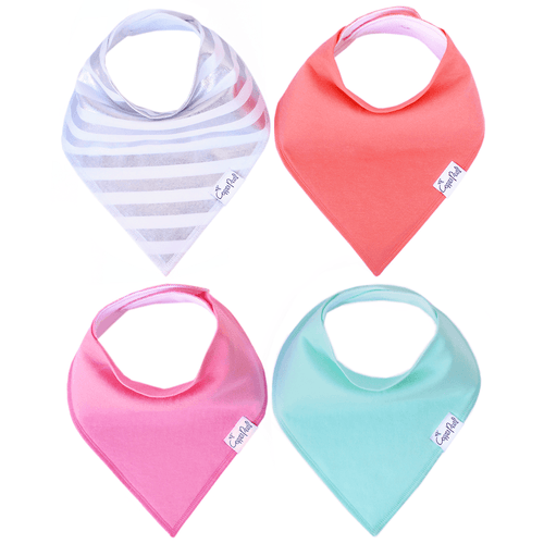 Jewel Bandana Bib Set - Project Nursery