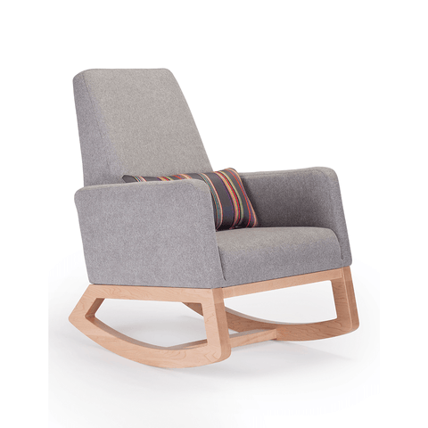 Compass Rocker with Rose Gold Legs