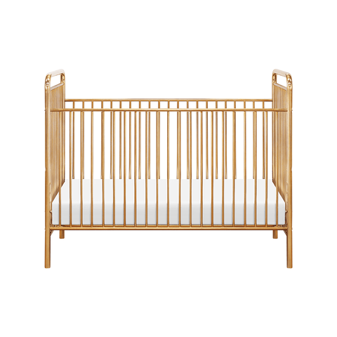 Liberty 3-in-1 Convertible Crib with Toddler Bed Conversion Kit