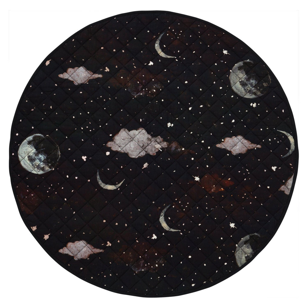 Starry Night Baby Play Mat - Project Nursery