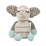 Rattle Buddy - Kellan the Elephant  - The Project Nursery Shop - 1