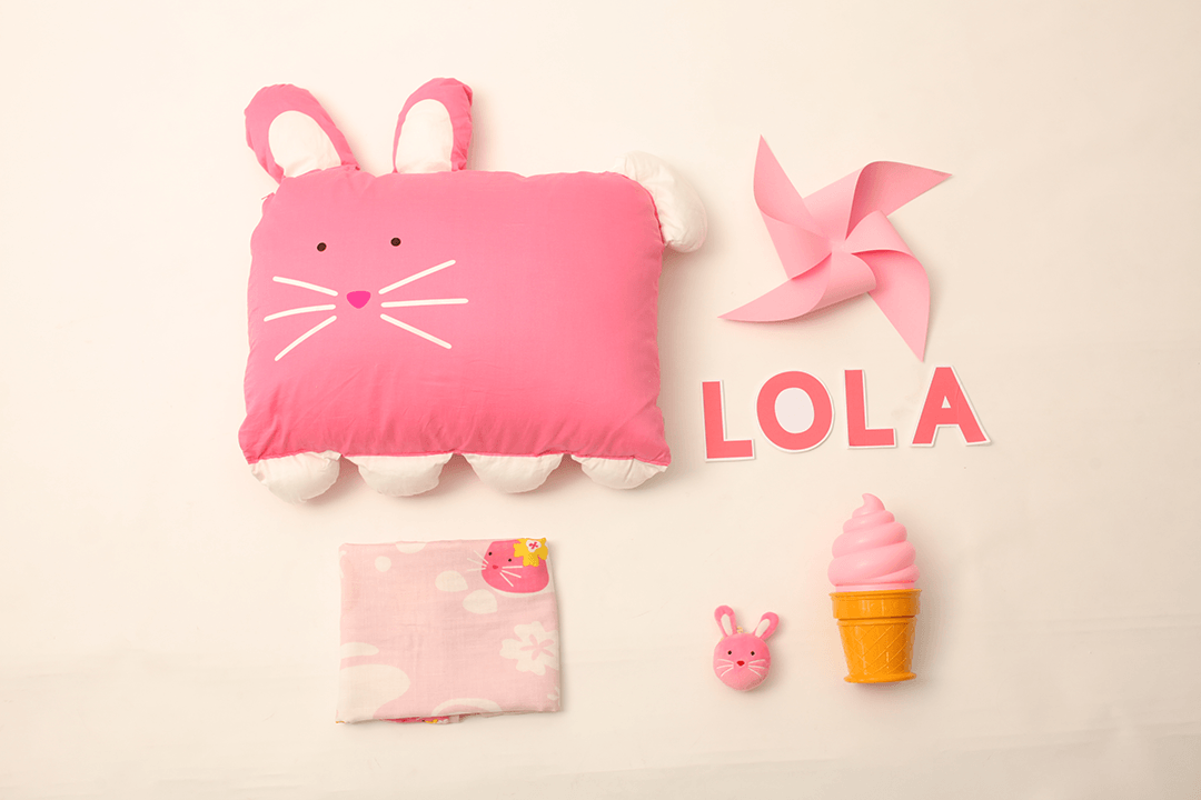 Lola Bunny Kid Pillowcase - Project Nursery