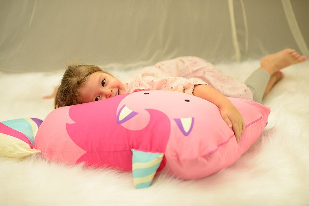 Emily Unicorn Kids Pillowcase - Project Nursery