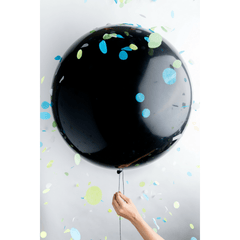 Blue Gender Reveal Balloon - Project Nursery