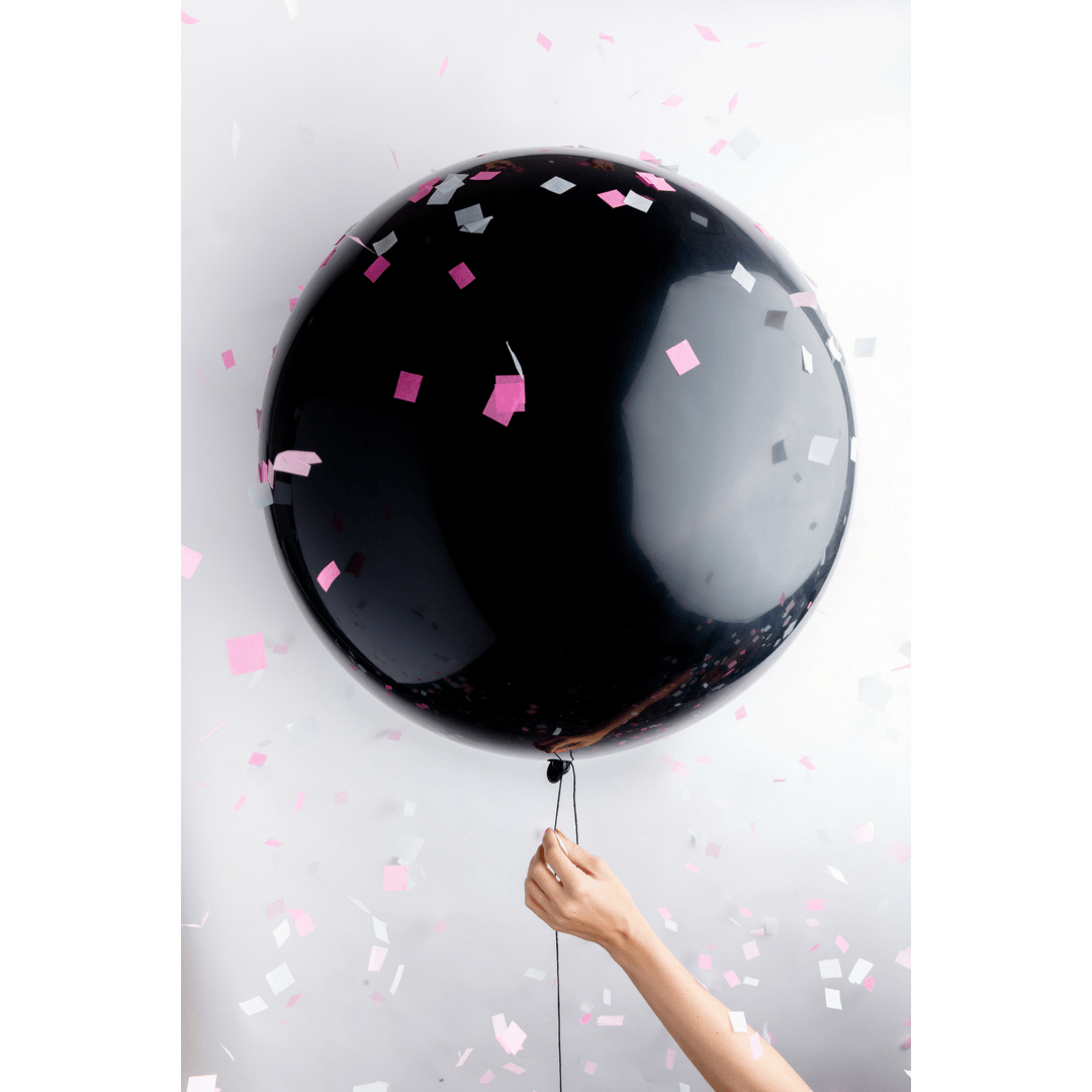 Pink Gender Reveal Balloon - Project Nursery