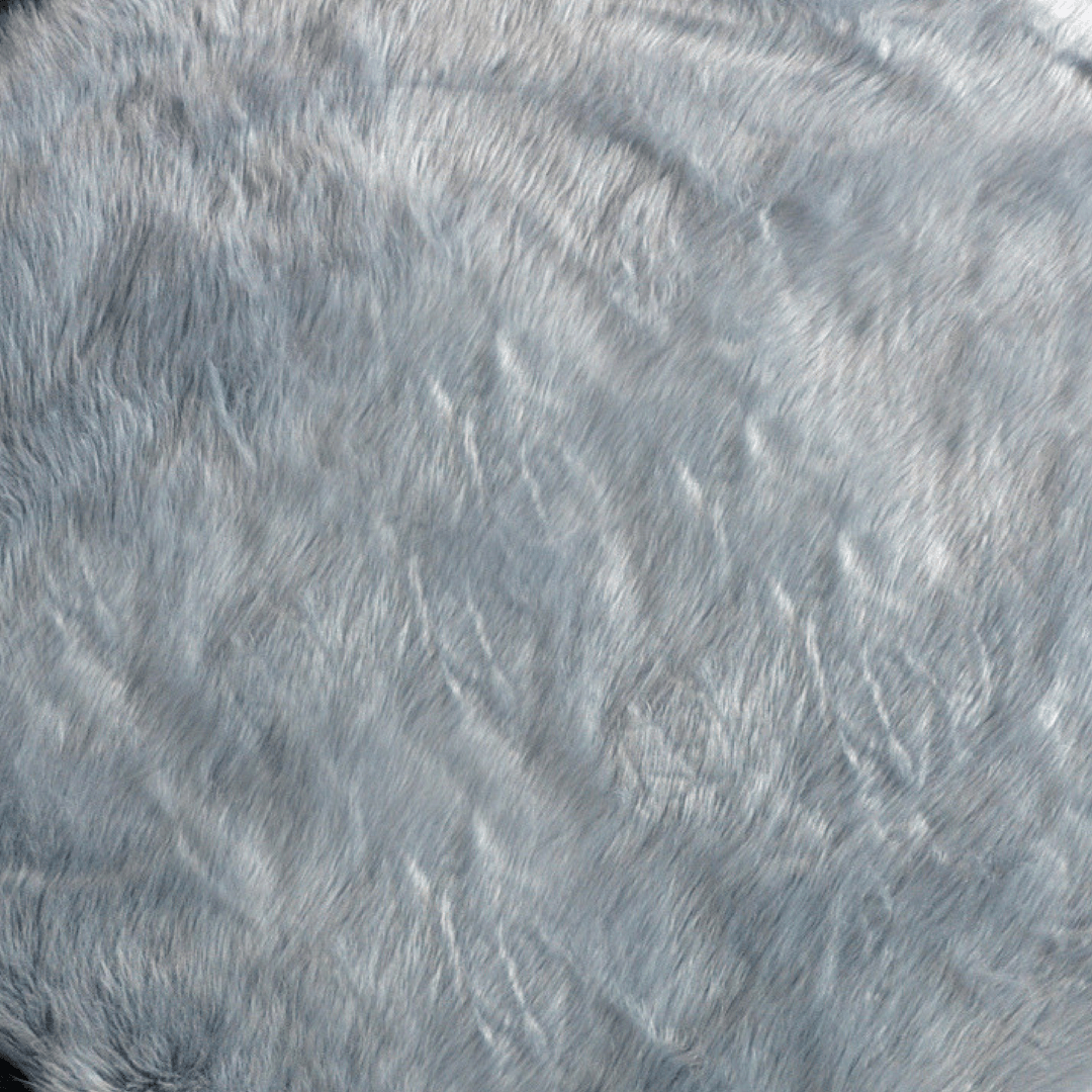 Faux Sheepskin Cloud Area Rug - Project Nursery