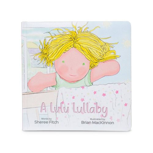 A Lulu Lullaby Book - Project Nursery