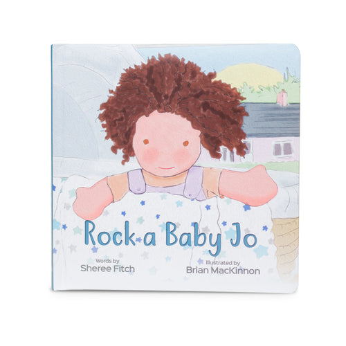 Rock-A-Baby-Jo Book - Project Nursery