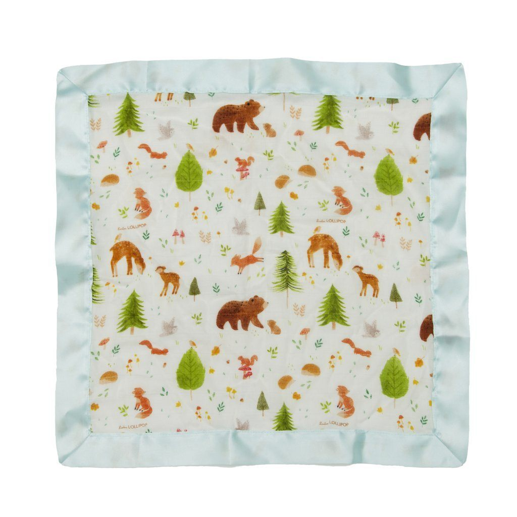 Forest Friends Security Blanket - 2 pack - Project Nursery