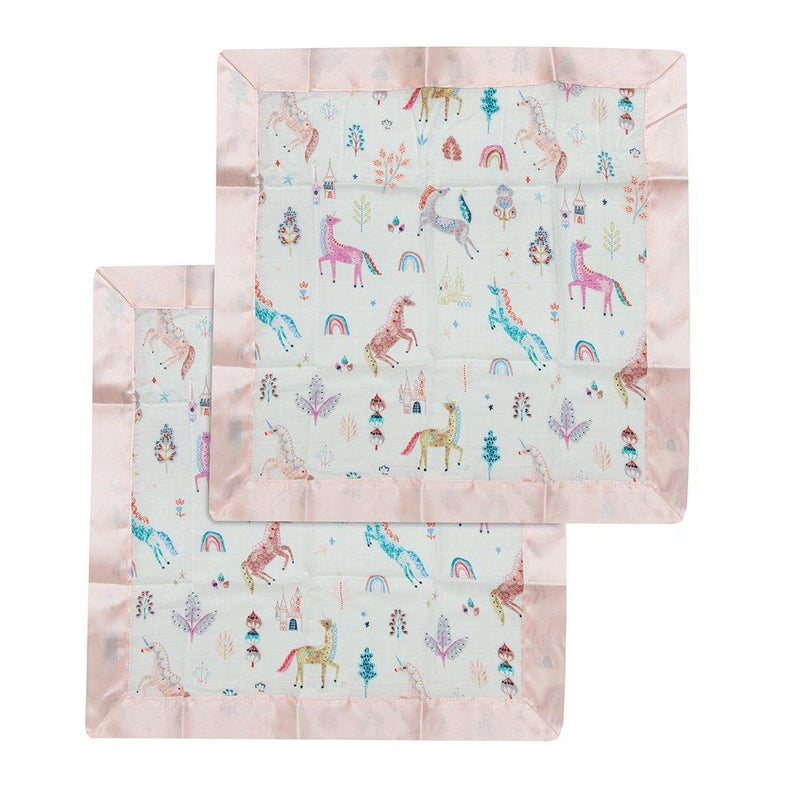 Unicorn Dream Security Blanket Set - Project Nursery