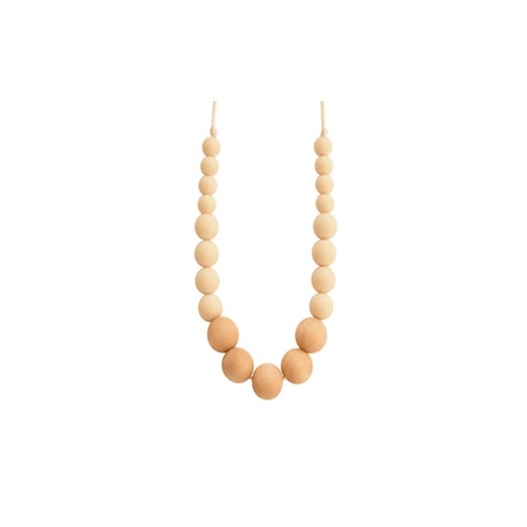 The Landon Necklace Cream - The Project Nursery Shop - 3