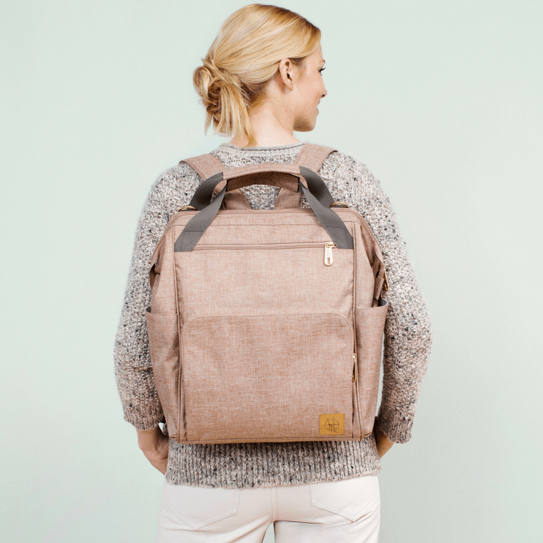Goldie Backpack - Project Nursery