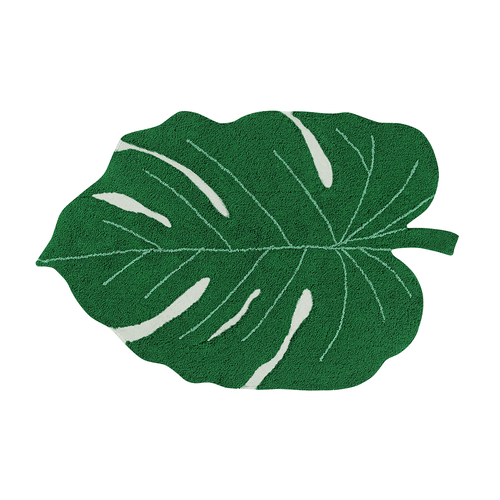 Monstera Leaf Rug - Project Nursery
