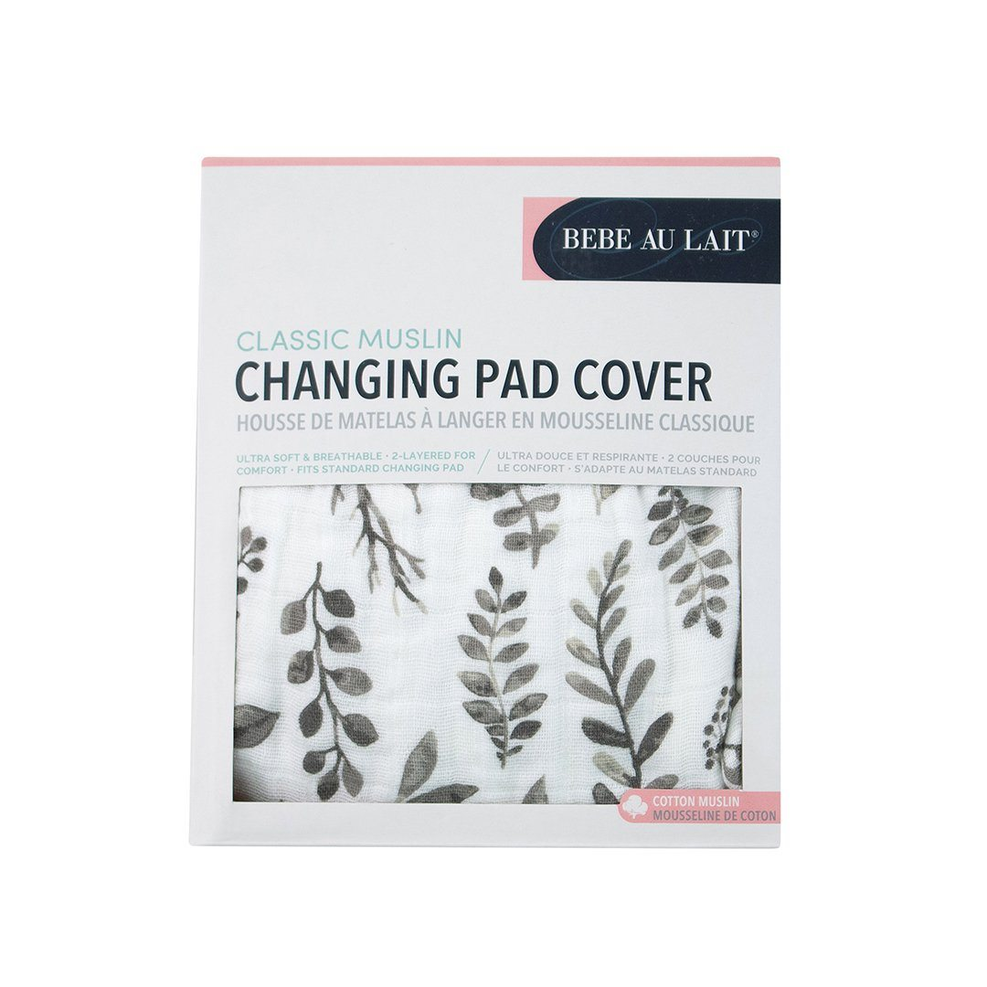 Leaves Changing Pad Cover - Project Nursery