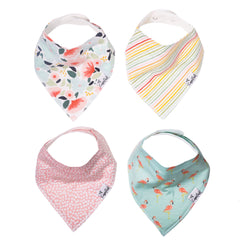 Leilani Bandana Bib Set - Project Nursery