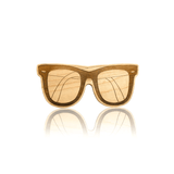 Sunglasses Wooden Teether  - The Project Nursery Shop - 1