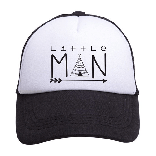 Little Man Trucker Hat - Project Nursery