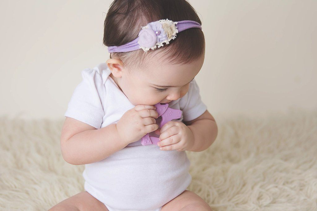 Unicorn Teether  - The Project Nursery Shop - 4