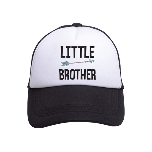 Little Brother Trucker Hat - Project Nursery