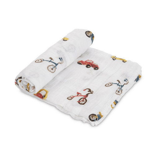 Transportation Swaddle - Project Nursery