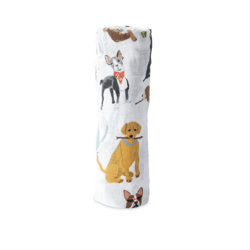 Woof Swaddle - Project Nursery