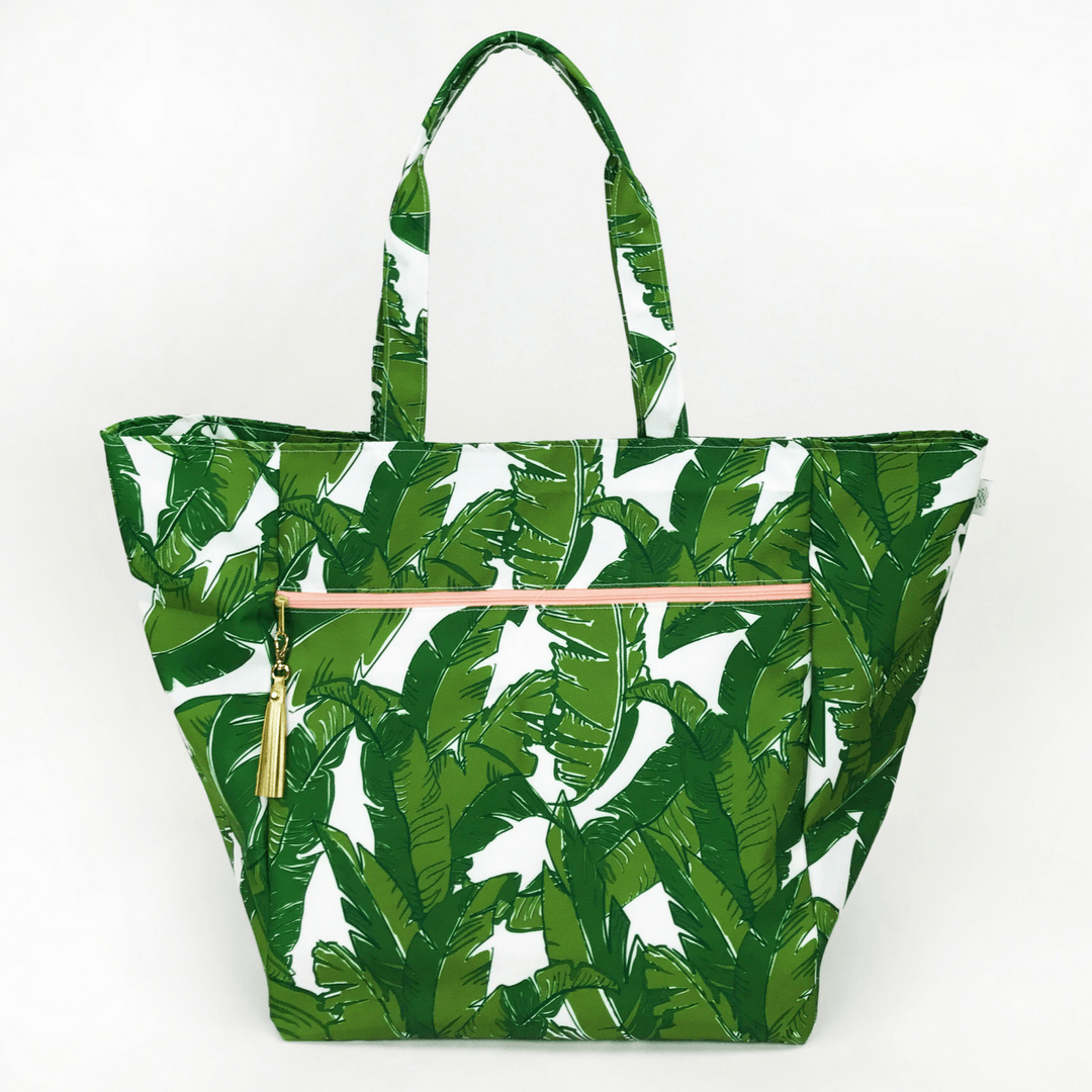 1dfb9a374 Oversized Carryall Tote in Palmtastic - Project Nursery