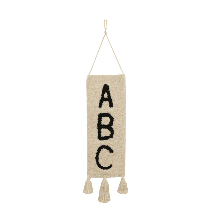 ABC Wall Hanging - Project Nursery