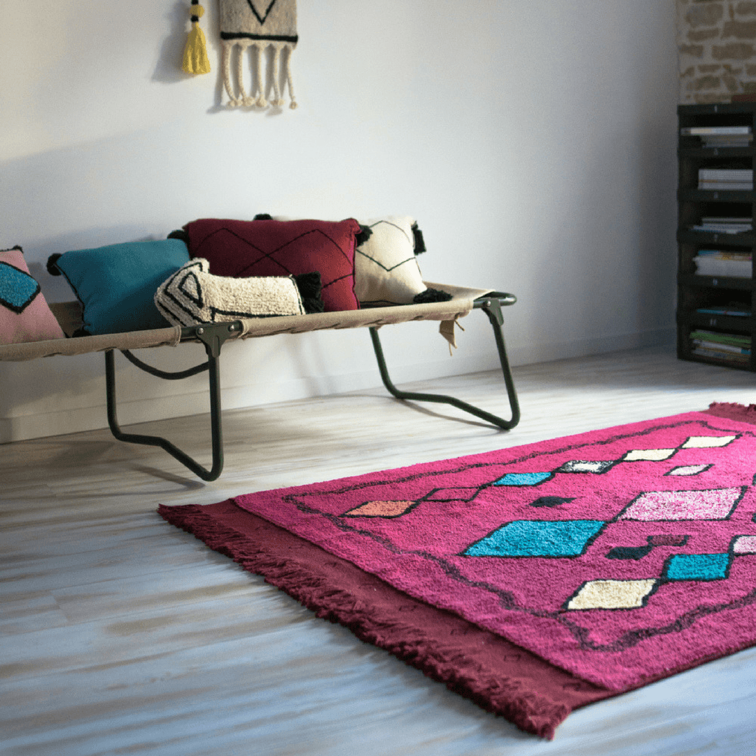 Assa Morocco Rug - Project Nursery