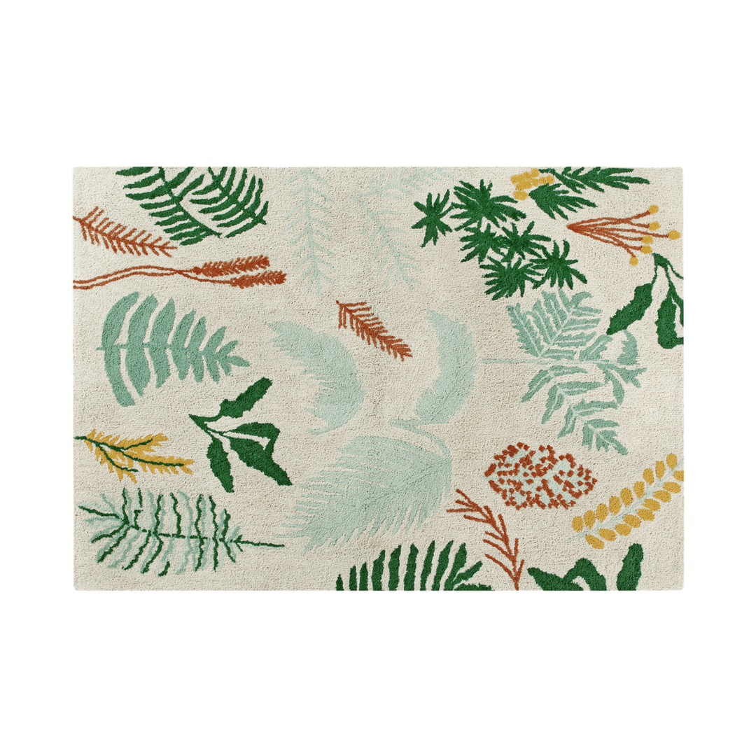 Botanic Plants Rug \u2013 Project Nursery