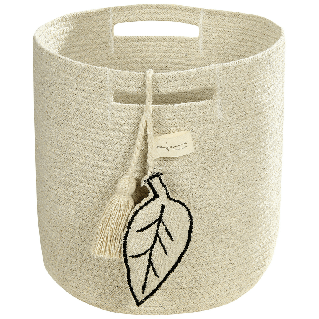 Leaf Basket - Project Nursery