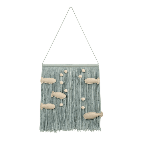 Ocean Wall Hanging - Project Nursery