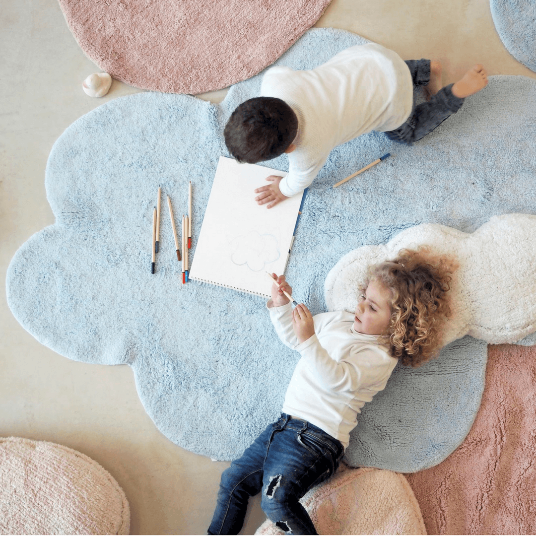 Puffy Dream Rug - Project Nursery