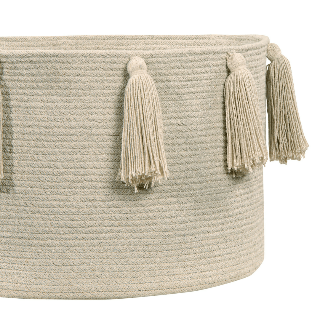 Tassel Basket - Project Nursery