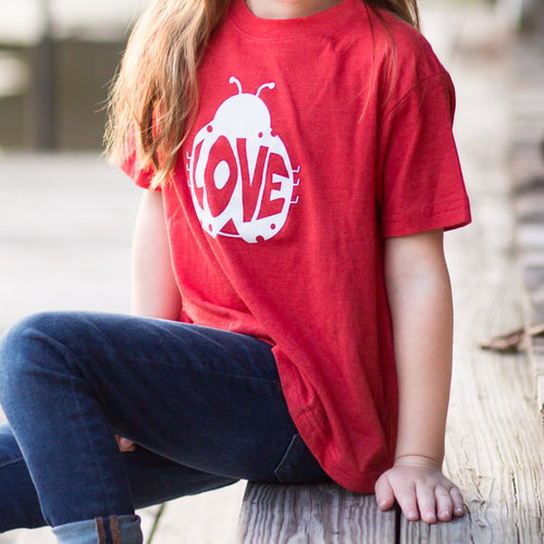 Love Bug Tee - Project Nursery
