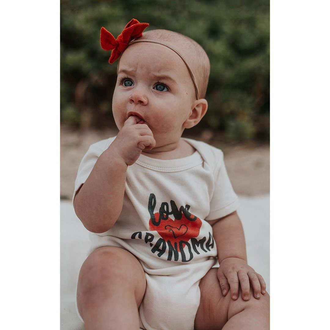 Love Grandma Graphic Bodysuit - Project Nursery