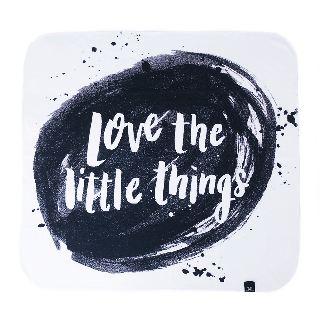 'Little Things 2.0' Organic Cotton Knit Blanket  - The Project Nursery Shop - 1