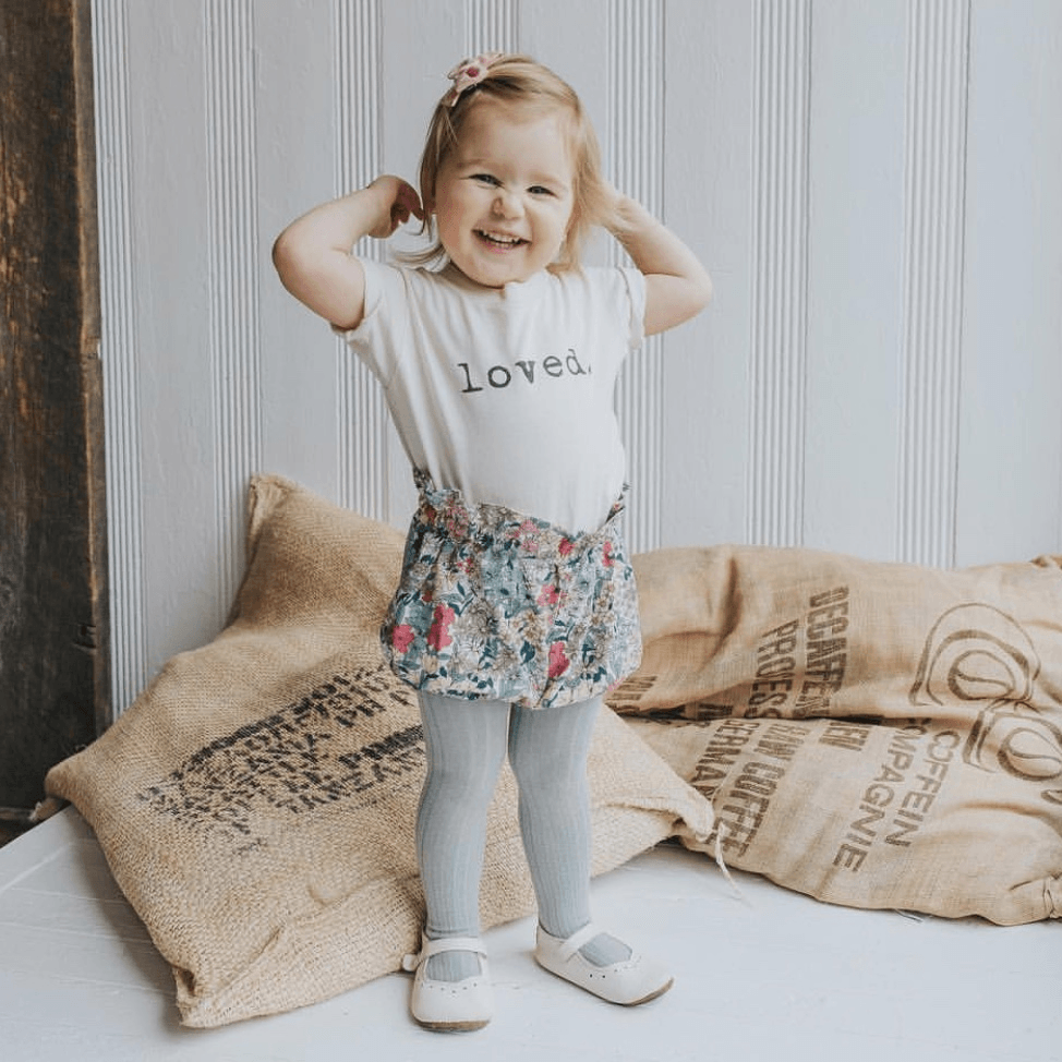 Loved Organic Bodysuit - Project Nursery