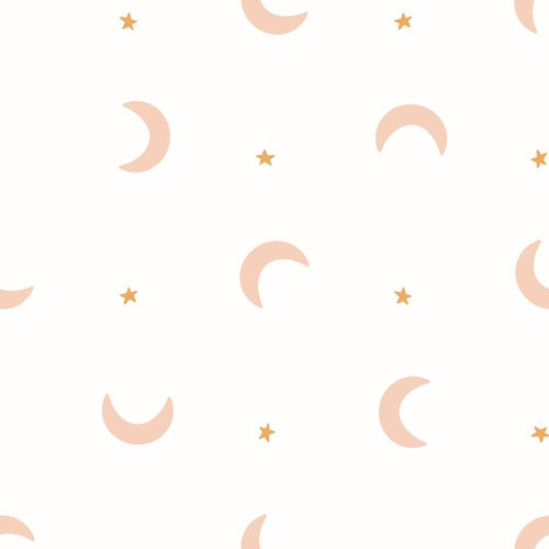 Luna Wallpaper - Project Nursery