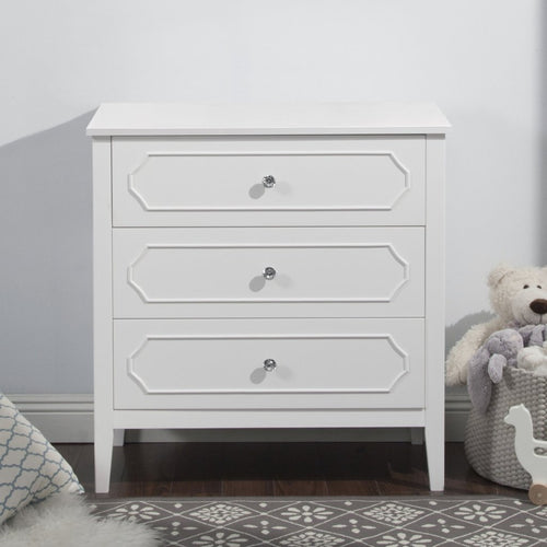 Poppy Regency 3-Drawer Changer - Project Nursery