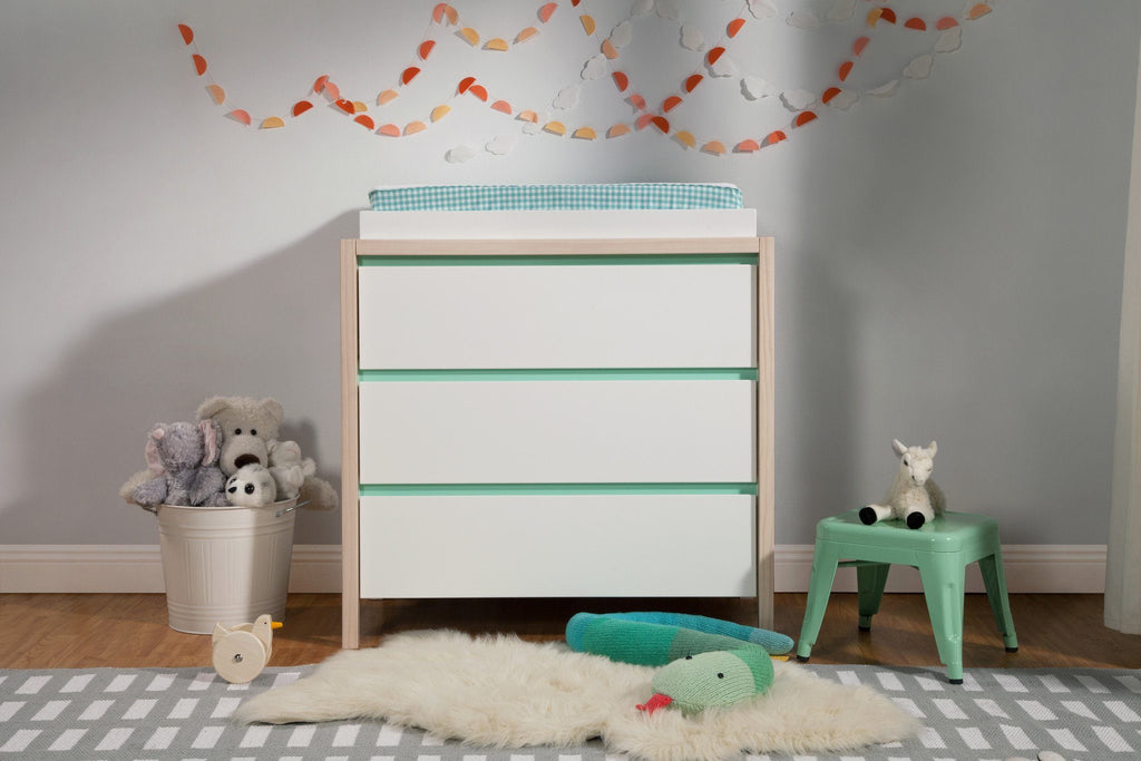 Bingo 3-Drawer Changer Dresser  - The Project Nursery Shop - 6