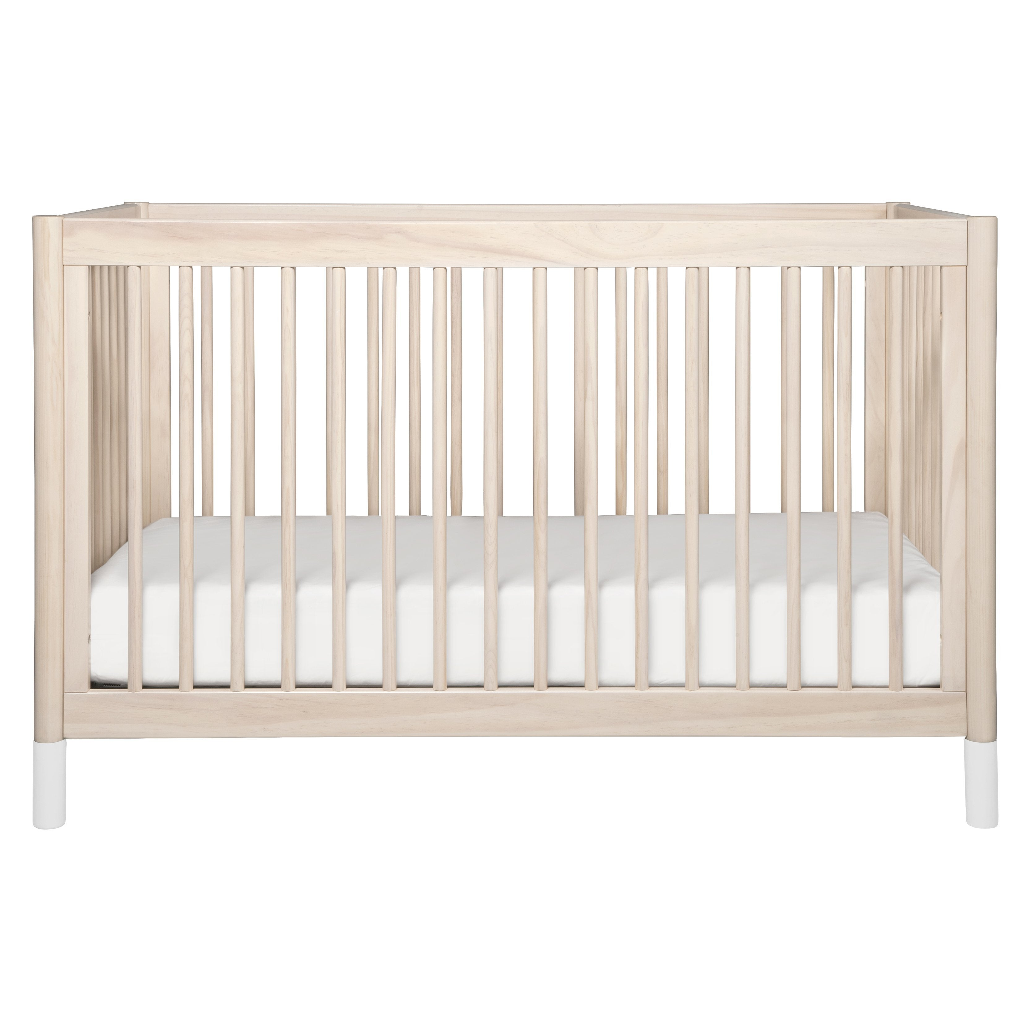 Gelato 4-in-1 Crib with Toddler Bed Conversion Kit - Project Nursery