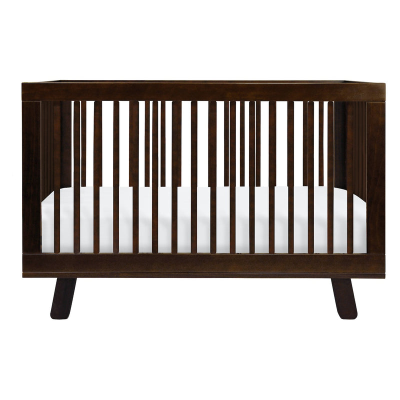 Hudson 3-in-1 Convertible Crib with Toddler Bed Conversion Kit - Project Nursery