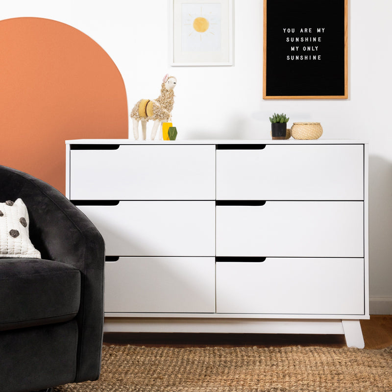 Hudson 6-Drawer Double Dresser - Project Nursery