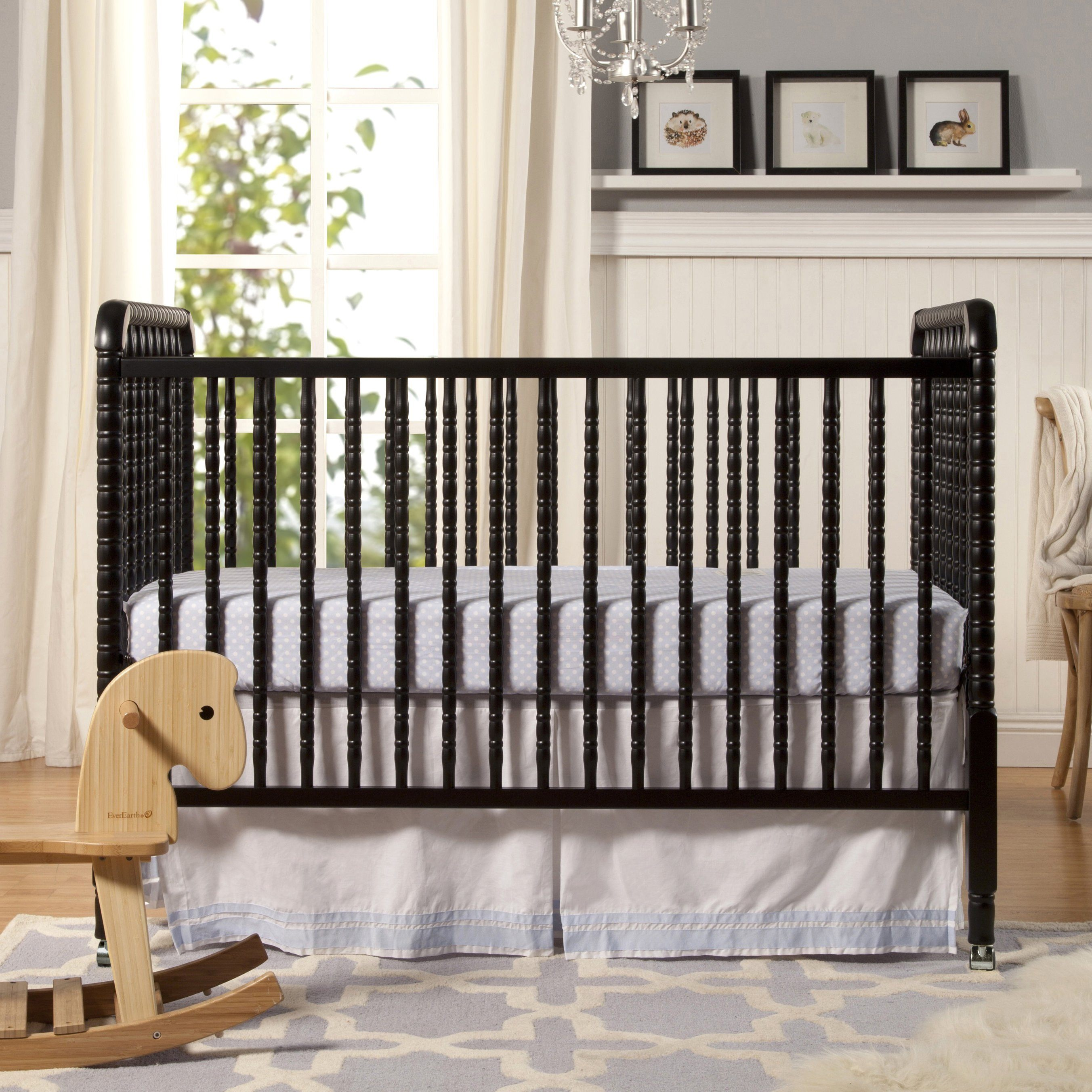 Jenny Lind Crib - Project Nursery