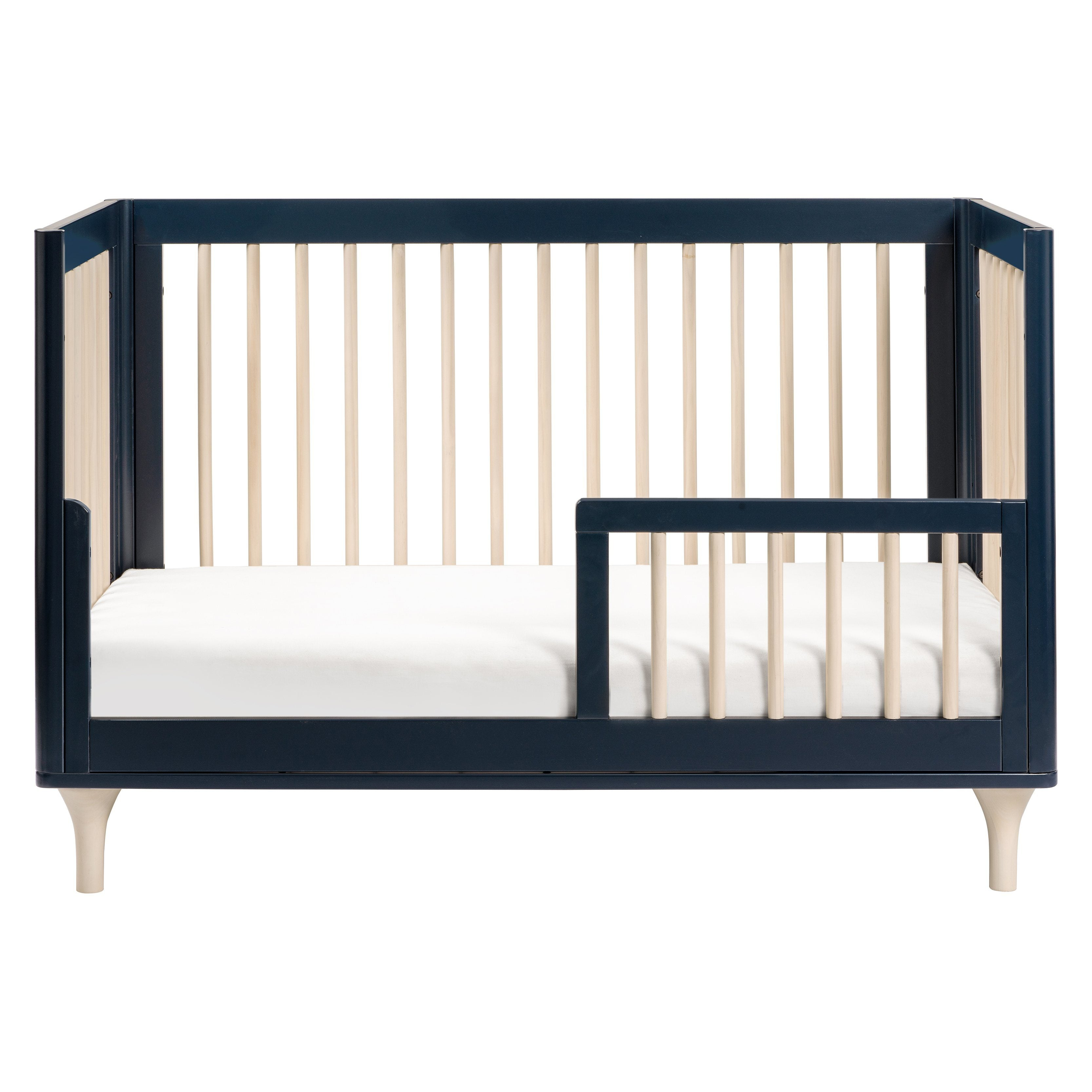 Lolly 3-in-1 Convertible Crib with Toddler Bed Conversion Kit - Project Nursery